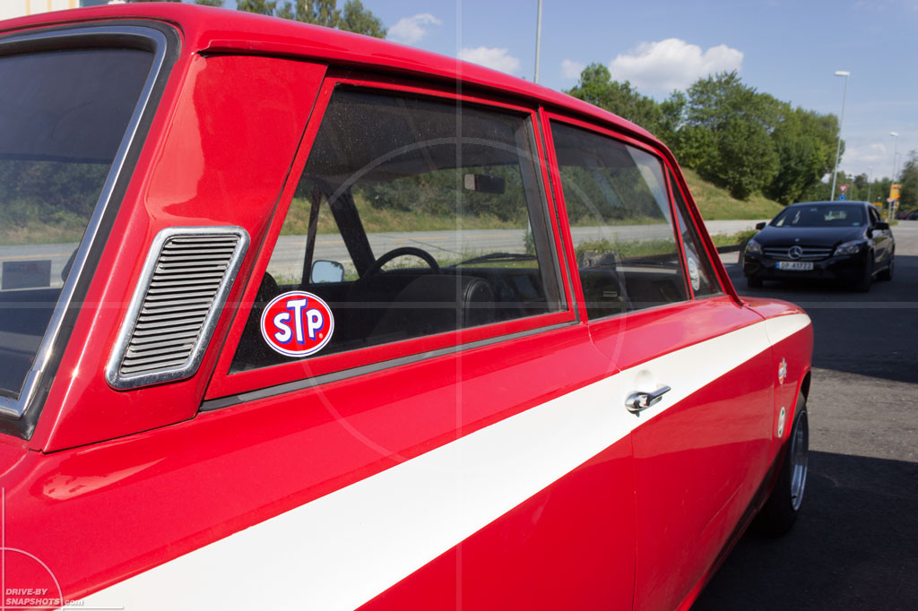Ford Cortina MK1 Norway 2014 | Drive-by Snapshots by Sebastian Motsch (2014)