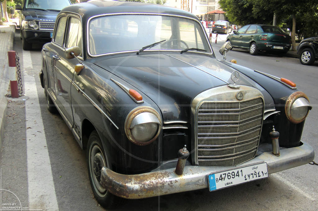 The sleeping beauty 1001 more nights in beirut drive for What country makes mercedes benz cars