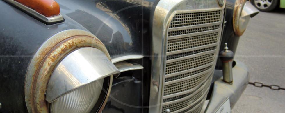 Mercedes-Benz Ponton 190 W120 Beirut Lebanon | Drive-by Snapshots by Sebastian Motsch (2014)