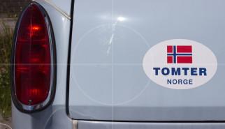 Volkswagen Type 3 TL 1600 Norway 2014 | Drive-by Snapshots by Sebastian Motsch (2014)