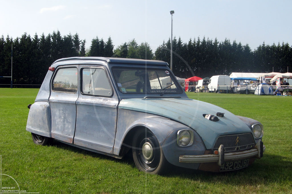 Citro 235 N Dyane The Ugly Sister Of The 2cv Drive By