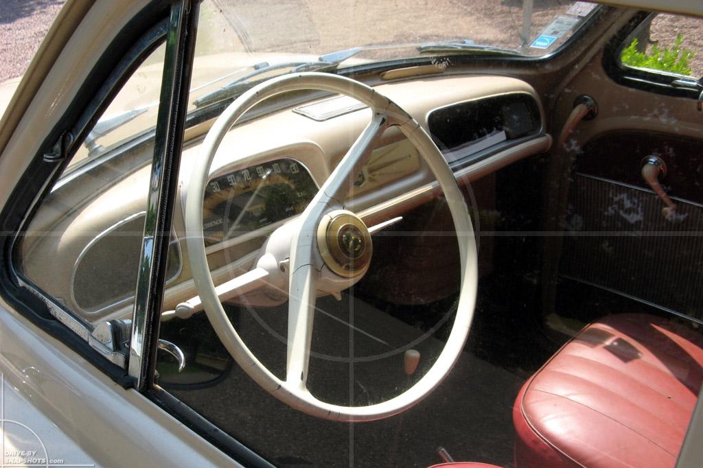 Renault Dauphine Mezos   Drive-by Snapshots by Sebastian Motsch (2007)