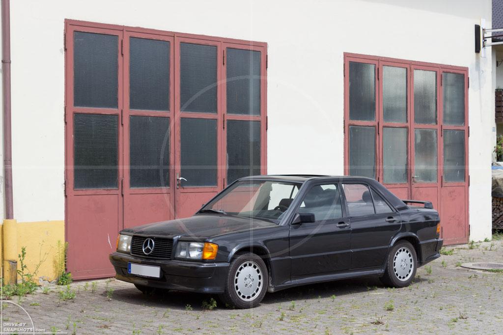 Mercedes-Benz W201 190E 2.3-16 Vorserienmodell | Drive-by Snapshots by Sebastian Motsch (2014)
