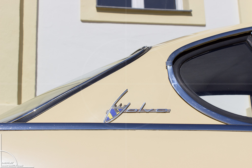 1963 Volvo P1800 at Schloss Freudenhain Passau   Drive-by Snapshots by Sebastian Mitsch (2014)