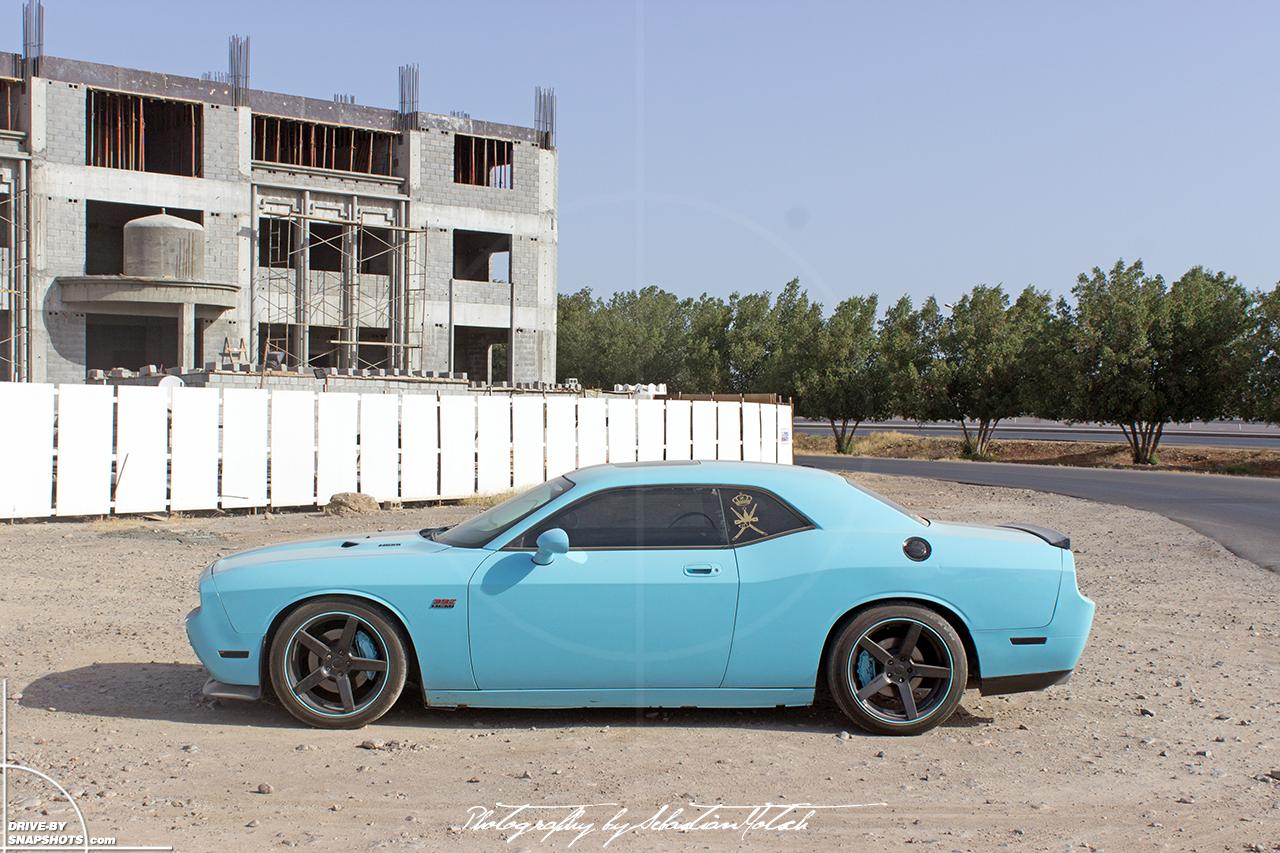 Dodge Challenger SRT-8 392 Hemi Muscat Oman   Drive-by Snapshots by Sebastian Motsch (2016)