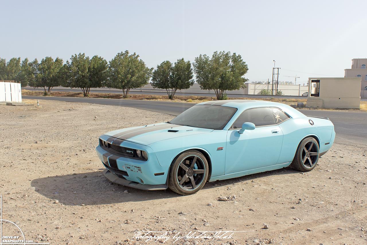 Dodge Challenger Srt 8 392 Hemi Abandoned Near Muscat