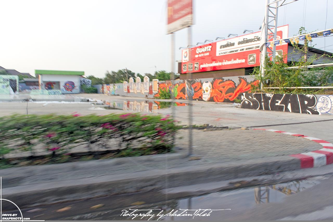 Isuzu D-Max SLX Crew Cab Drag Diesel Thailand | Drive-by Snapshots by Sebastian Motsch (2016)