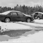 Chrysler Concorde Silvester Blues | Drive-by Snapshots by Sebastian Motsch (2017)