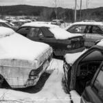 Mercedes-Benz W201 Silvester Blues | Drive-by Snapshots by Sebastian Motsch (2017)