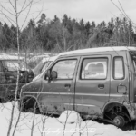 Suzuki Wagon-R Silvester Blues | Drive-by Snapshots by Sebastian Motsch (2017)