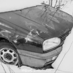 Volkswagen Golf Mk3 Silvester Blues | Drive-by Snapshots by Sebastian Motsch (2017)