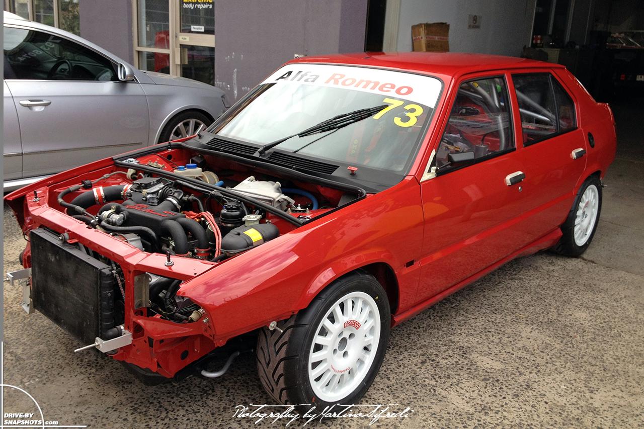 Alfa Romeo 33 16v Racecar By Martino Sifredi Drive By Snapshots