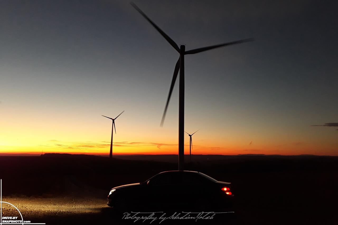 Mercedes-Benz W204 C280 Sunset Snapshots | Drive-by Snapshots by Sebastian Motsch (2019)