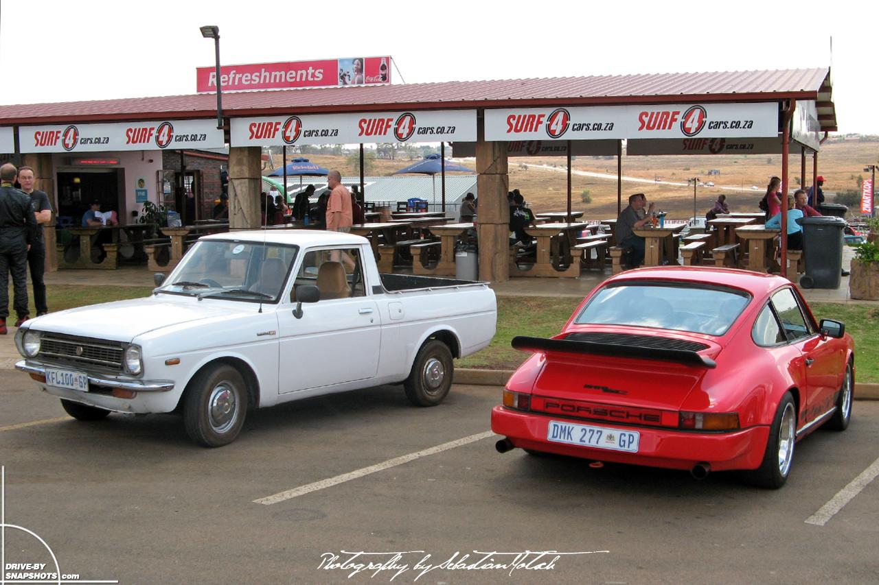 Nissan Bakkie 1200 Pick-up South Africa Zwartkops Raceway | Drive-by Snapshots by Sebastian Motsch (2012)